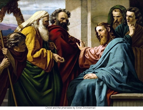 https://thinkingthroughscripture.files.wordpress.com/2015/06/ernst_zimmerman_christ-and-the-pharisees_700.jpg?w=482&h=372